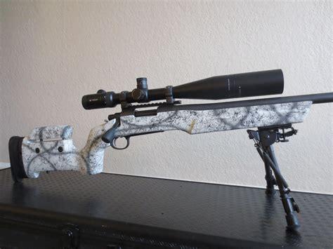Remington 700 Bell And Carlson Stock EBay