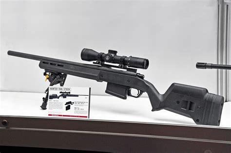 Remington 700 Bolt Hits The Magpul Hunter Stock