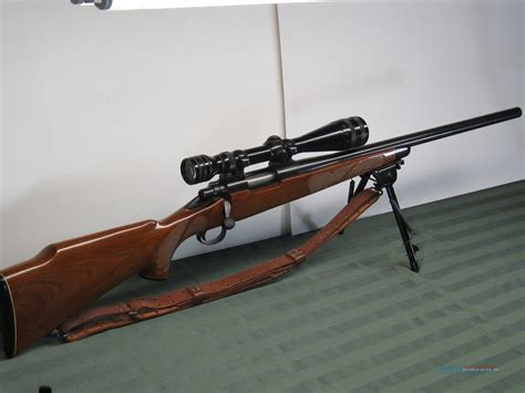 Remington 700 Bull Barrel 243