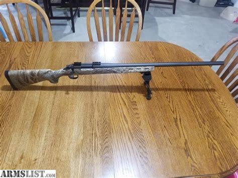 Remington 700 Camo Bull Barrel