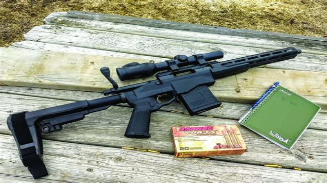 Remington 700 Chassis Rifle
