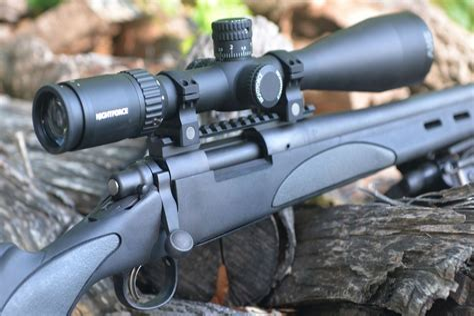 Remington 700 Coyote Rifle