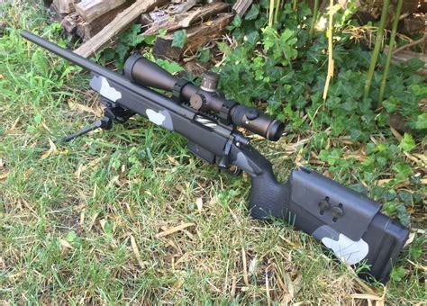 Remington 700 Custom Precision Rifle