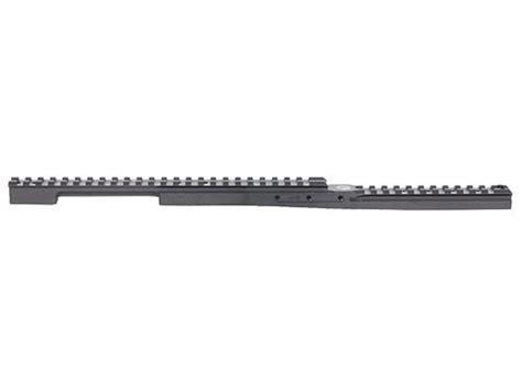Remington 700 Extended Scope Base