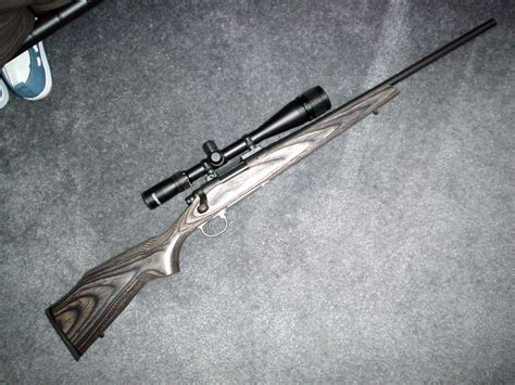Remington 700 Grey Laminate Stock