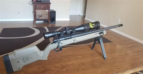 Remington 700 Magpul Bipod