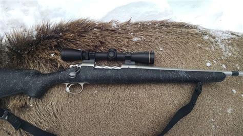 Remington 700 Mountain Ss Accuracy