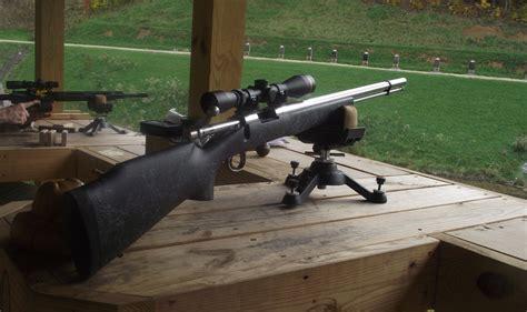 Muzzleloader Remington 700 Muzzleloader.