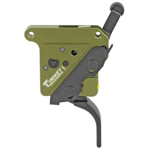 Remington 700 Replacement Trigger From Timney Triggers