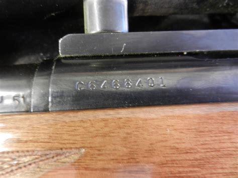Remington 700 Rifle Serial Numbers