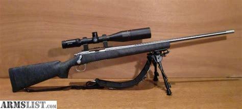 Remington 700 Sendero 300 Win Mag Twist