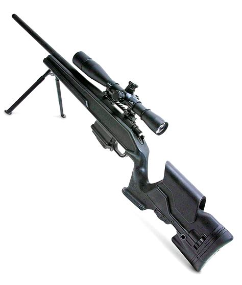 Remington 700 Short Action In Long Action Stock