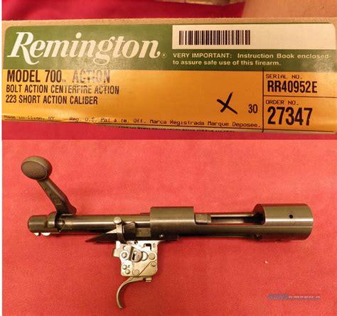 Remington 700 Short Action Stainless 223 Bolt Face For Sale