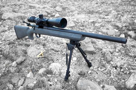 Remington 700 Sps Long Range Rifle