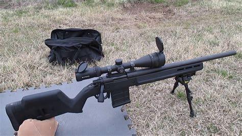 Remington 700 Sps Magpul Stock