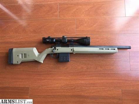 Remington 700 Sps Tactical 223 Stock