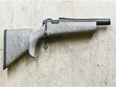 Remington 700 Sps Tactical 85538 Review