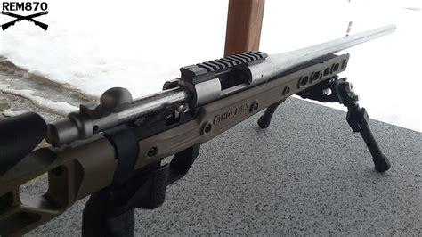Remington 700 SPS With MDT Modular Driven Technologies