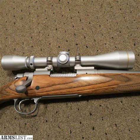 Remington 700 Ss Mountain Rifle 7mm08 For Sale