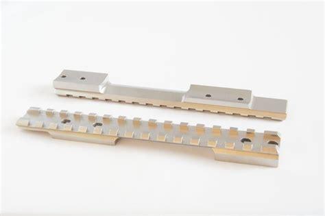 Remington 700 Stainless Steel Picatinny Rail