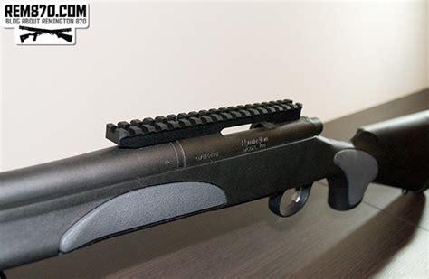 Remington 700 Stock With Picatinny Rail