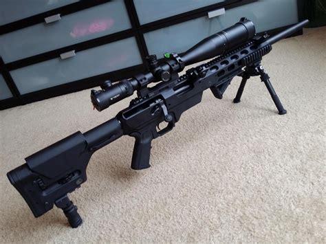 Remington 700 Tactical Chassis Bipod