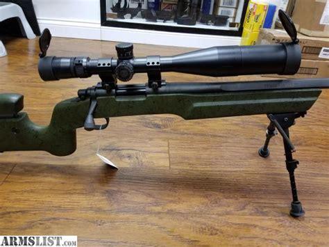 Remington 700 Target Tactical Rifle
