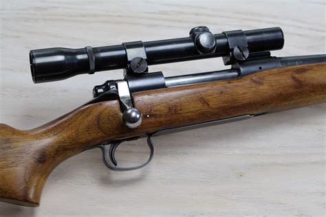 Remington 721 Rifle