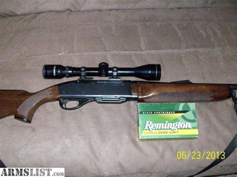 Remington 7400 Semiauto Deer Rifle