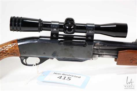 Remington 760 270 Pump Rifle