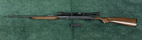 Remington 7600 Rifle