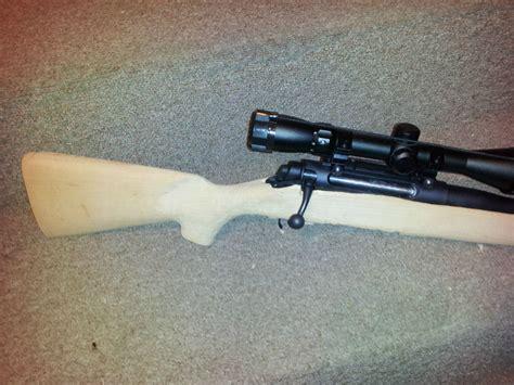 Remington 770 Wood Stock