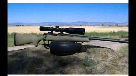 Remington 7mm Long Range Rifle