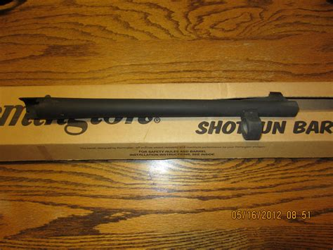 Remington 870 14 Inch Barrel And 18 Shotgun Barrel For Remington 870