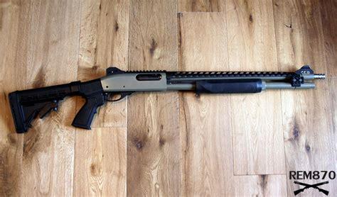 Remington 870 20 Gauge Shotgun Home Defense