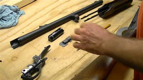 Remington 870 Assembly Line