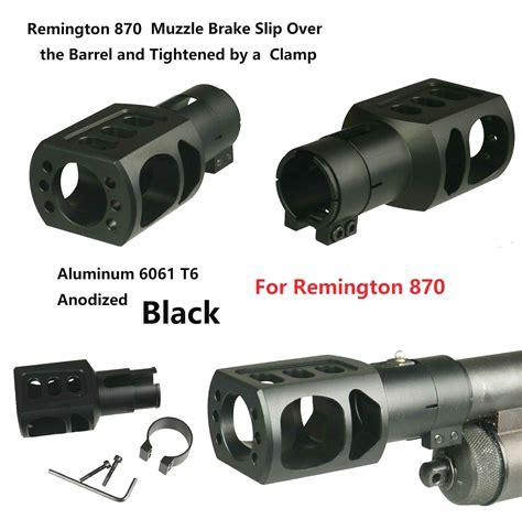 Remington 870 Clamp On Muzzle Brake