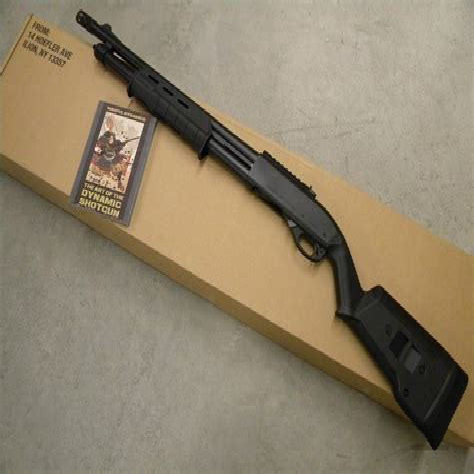 Remington 870 Express Tactical Magpul Pump Action Shotgun Fde Canada