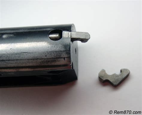 Remington 870 Extractor Replacement How To Install Non