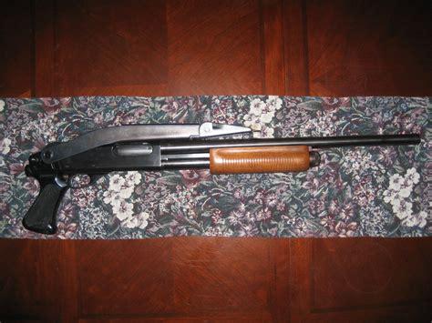 Remington 870 Factory Stock