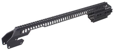 Remington 870 Full Length Tactical Shotgun Quad Rail