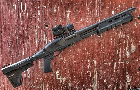 Remington 870 Hunting Modifications