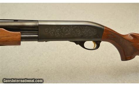 Remington 870 Light Contour Barrel And Remington 870 Pump Pistol Grip
