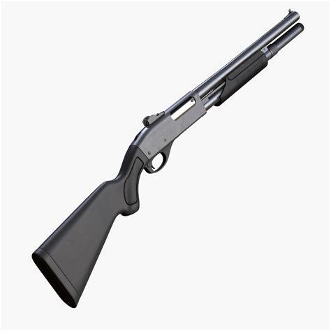 Remington 870 Obj