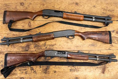 Remington 870 Police Magnum Old