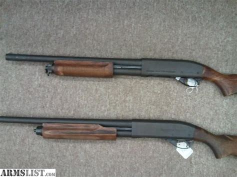 Remington 870 Police Magnum Riot Shotgun