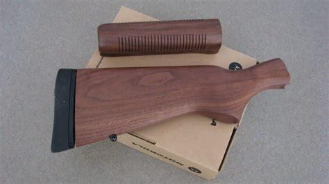 Remington 870 Police Wood Stock Set