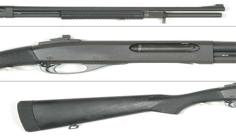 Remington 870 Scattergun Technologies Border Patrol Series