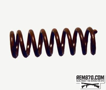 Remington 870 Sear Spring Replacement