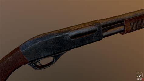 Remington 870 Shotgun Fallout 4